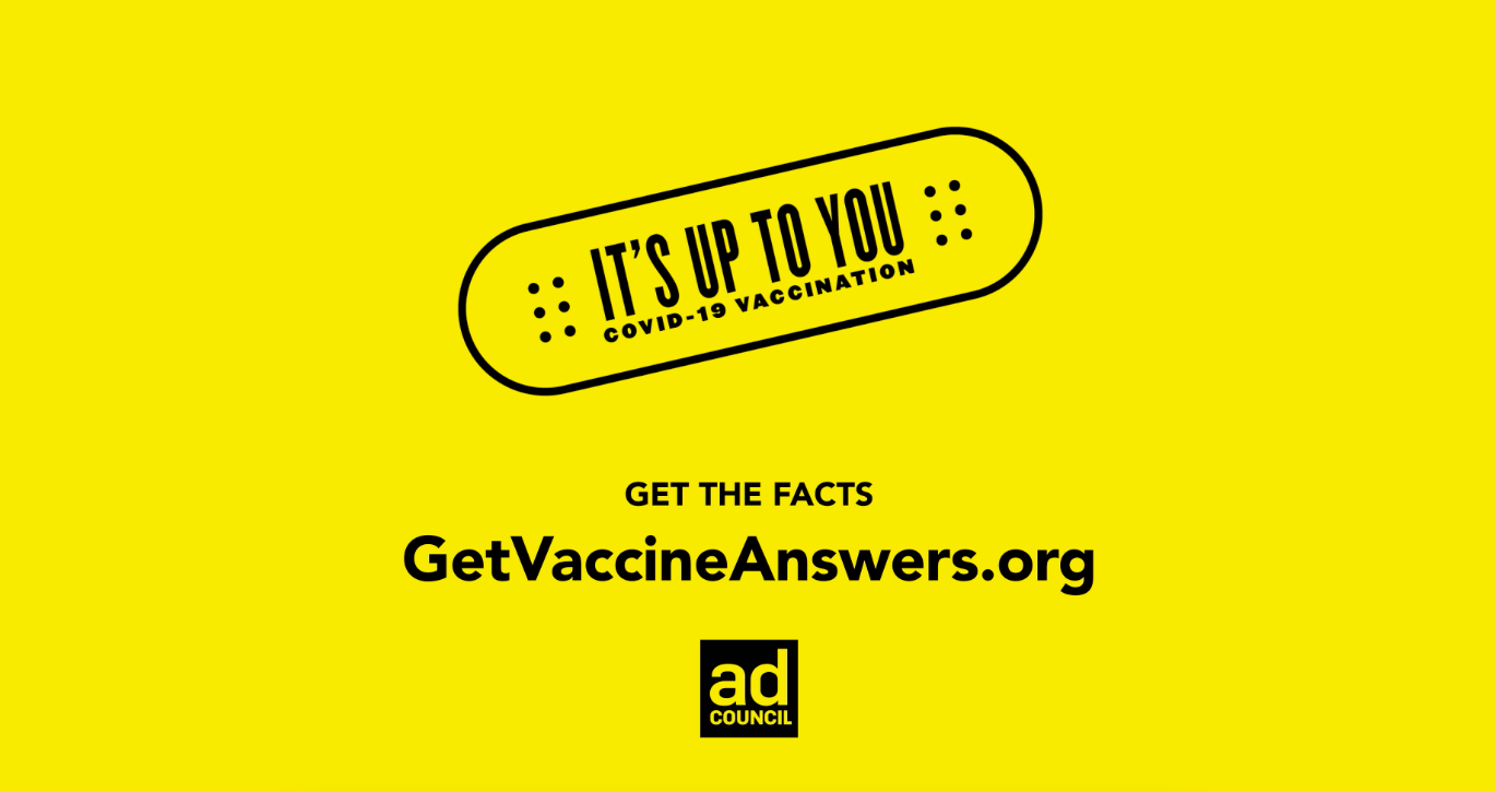 Ad Council Vaccine Advertisement