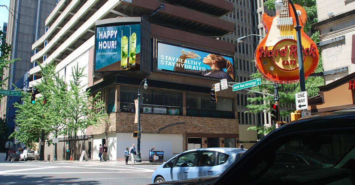 IBOUSA DOOH Billboards