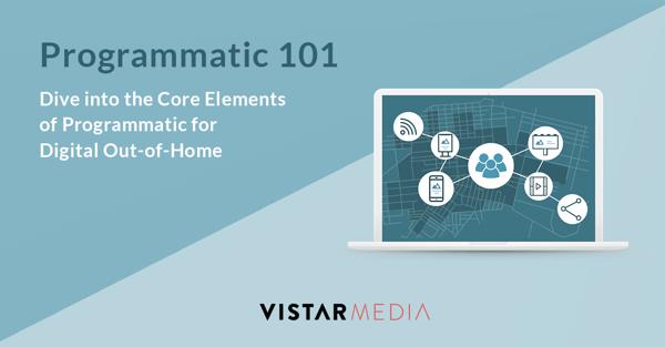 Programmatic 101 - Blog 1