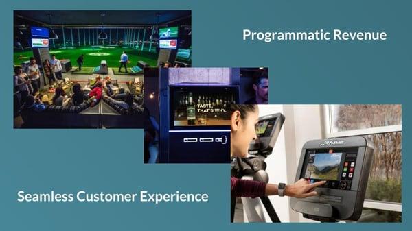 Programmatic revenue venues