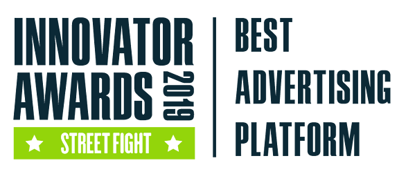 SF Awards badge _ Best Advertising Platform