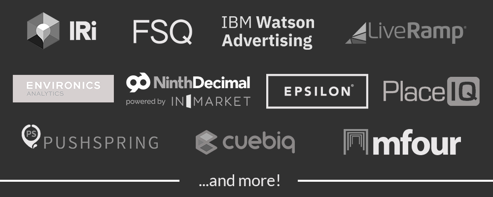 Vistar Media's data partners