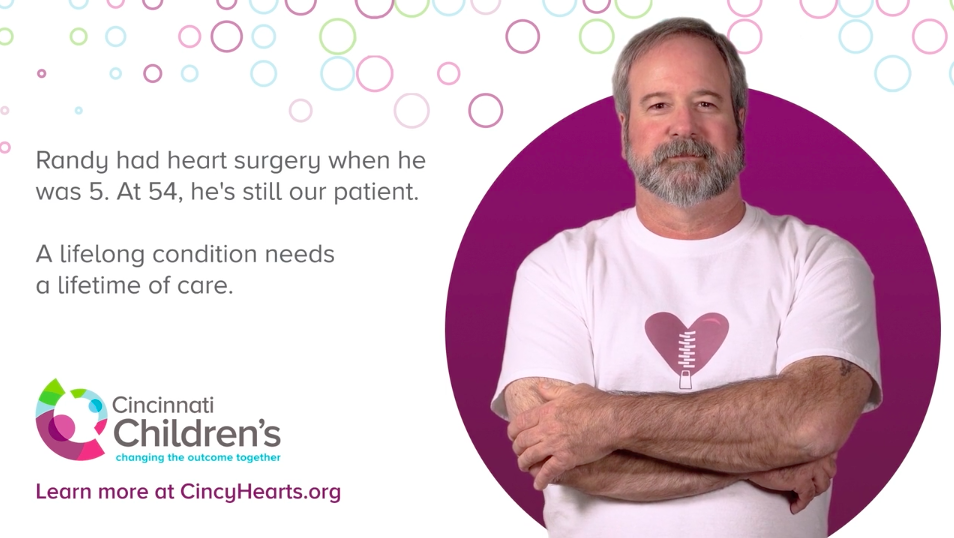 Cincinnati Children's Hospital Cincy Hearts