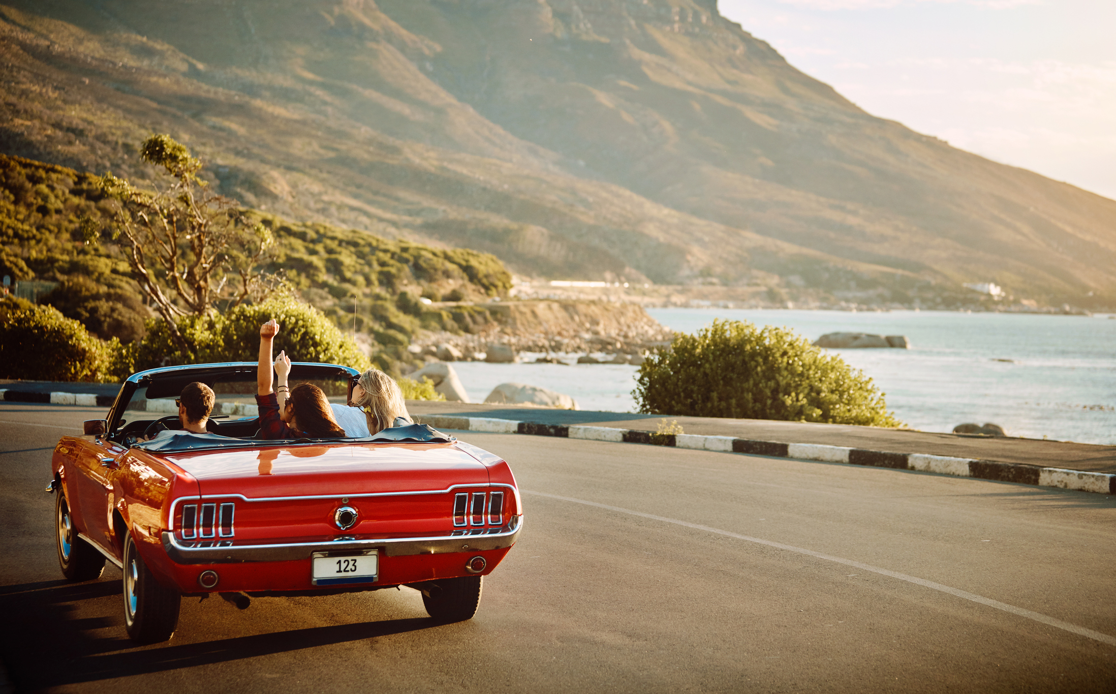 Road Trips Programmatic Digital Out-of-Home Summer Travel