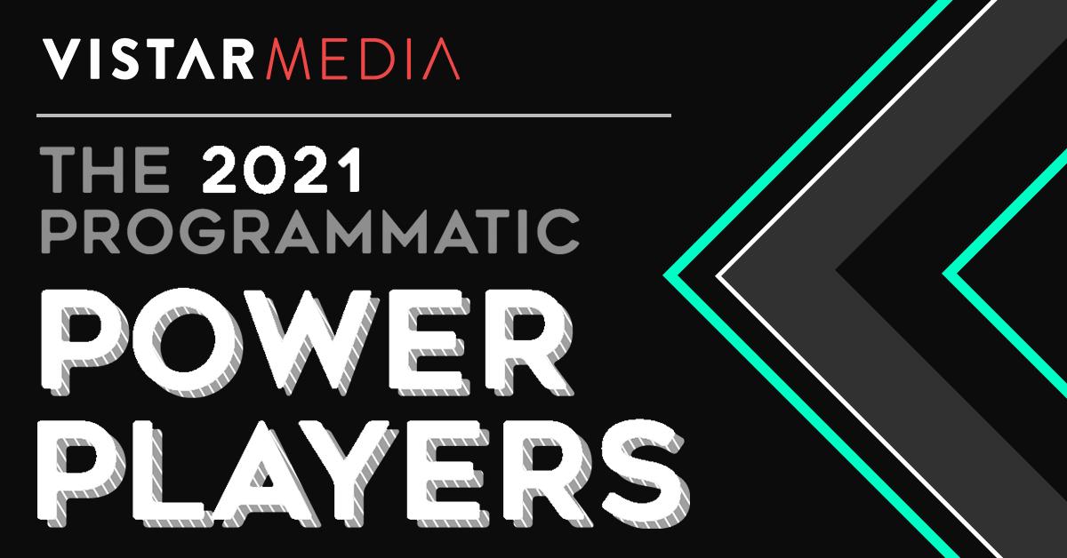 AdExchanger 2021 Power Player award